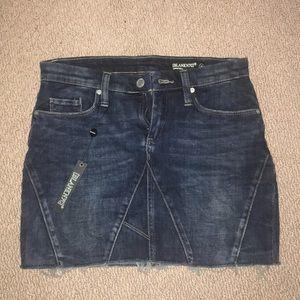 Blank nyc Denim Skirt